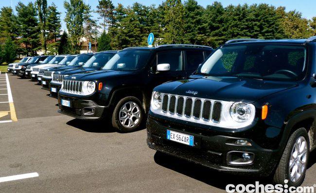 Jeep Renegade prueba 20