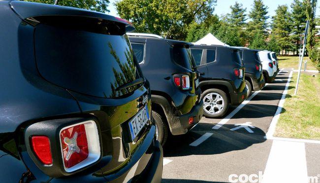Jeep Renegade prueba 21