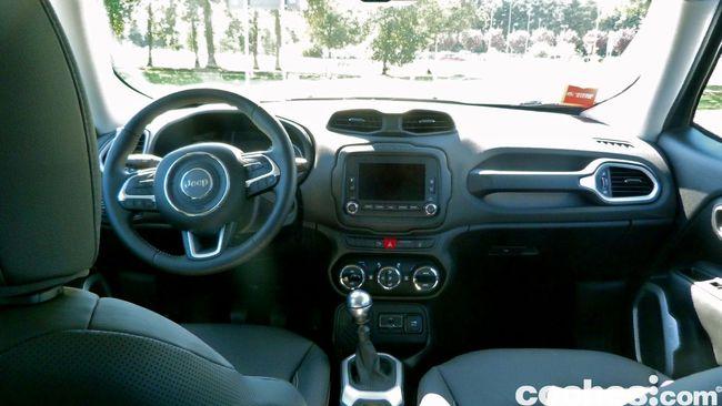 Jeep Renegade prueba 24