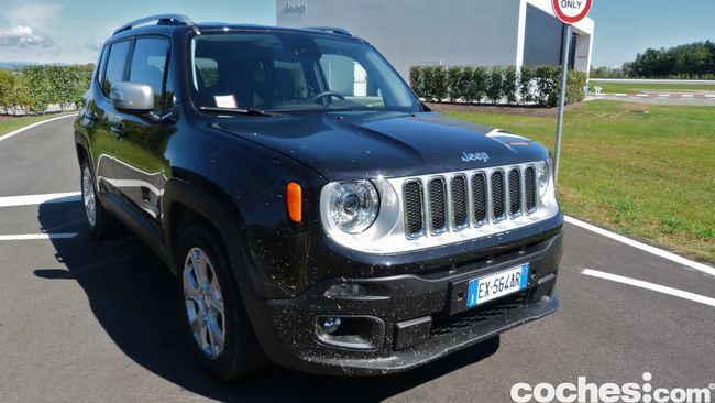 Jeep Renegade prueba 34