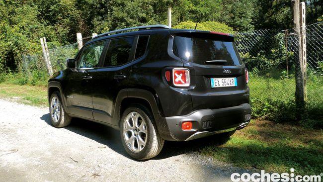 Jeep Renegade prueba 4