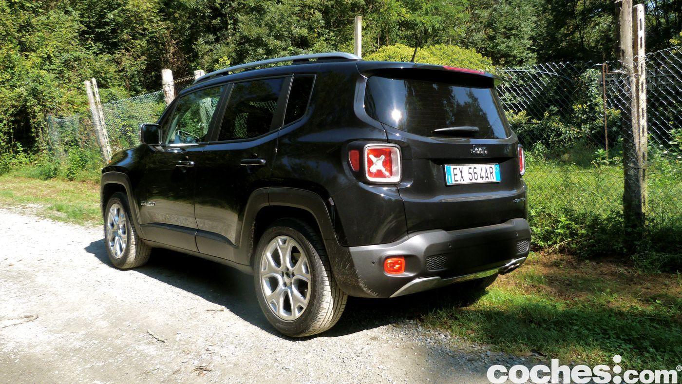 Jeep Renegade, prueba contacto de un SUV a contracorriente