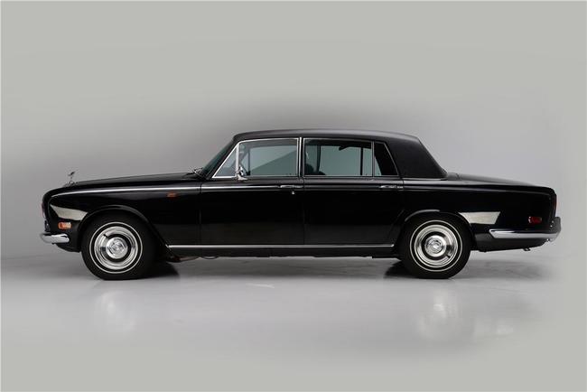 Johnny Cash Rolls Royce 1970 14