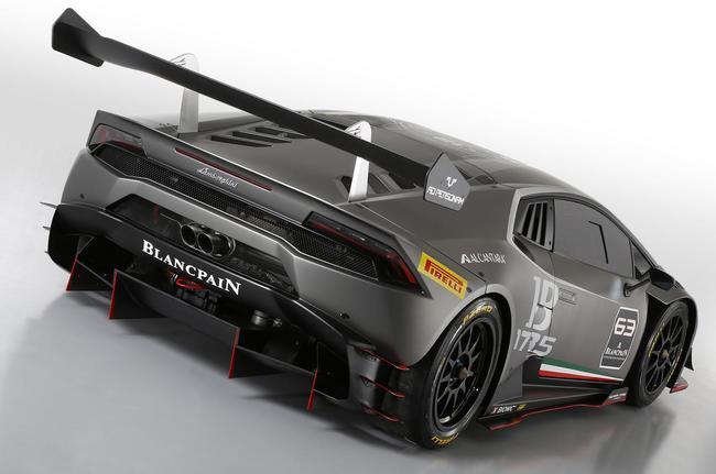 Lamborghini Huracán LP 620-2 Super Trofeo 2015 07
