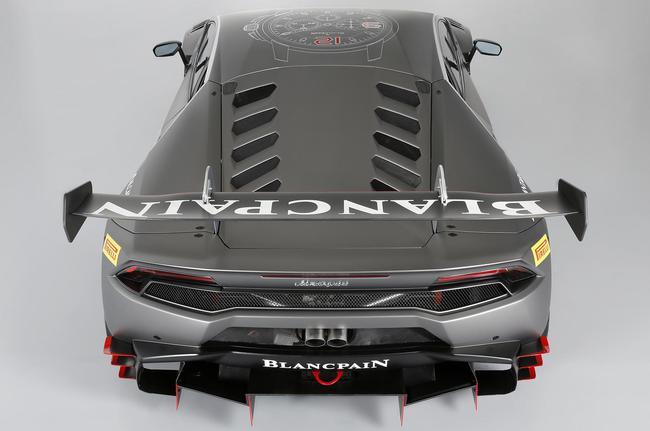 Lamborghini Huracán LP 620-2 Super Trofeo 2015 08
