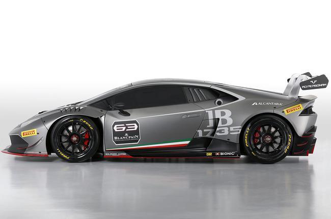 Lamborghini Huracán LP 620-2 Super Trofeo 2015 09