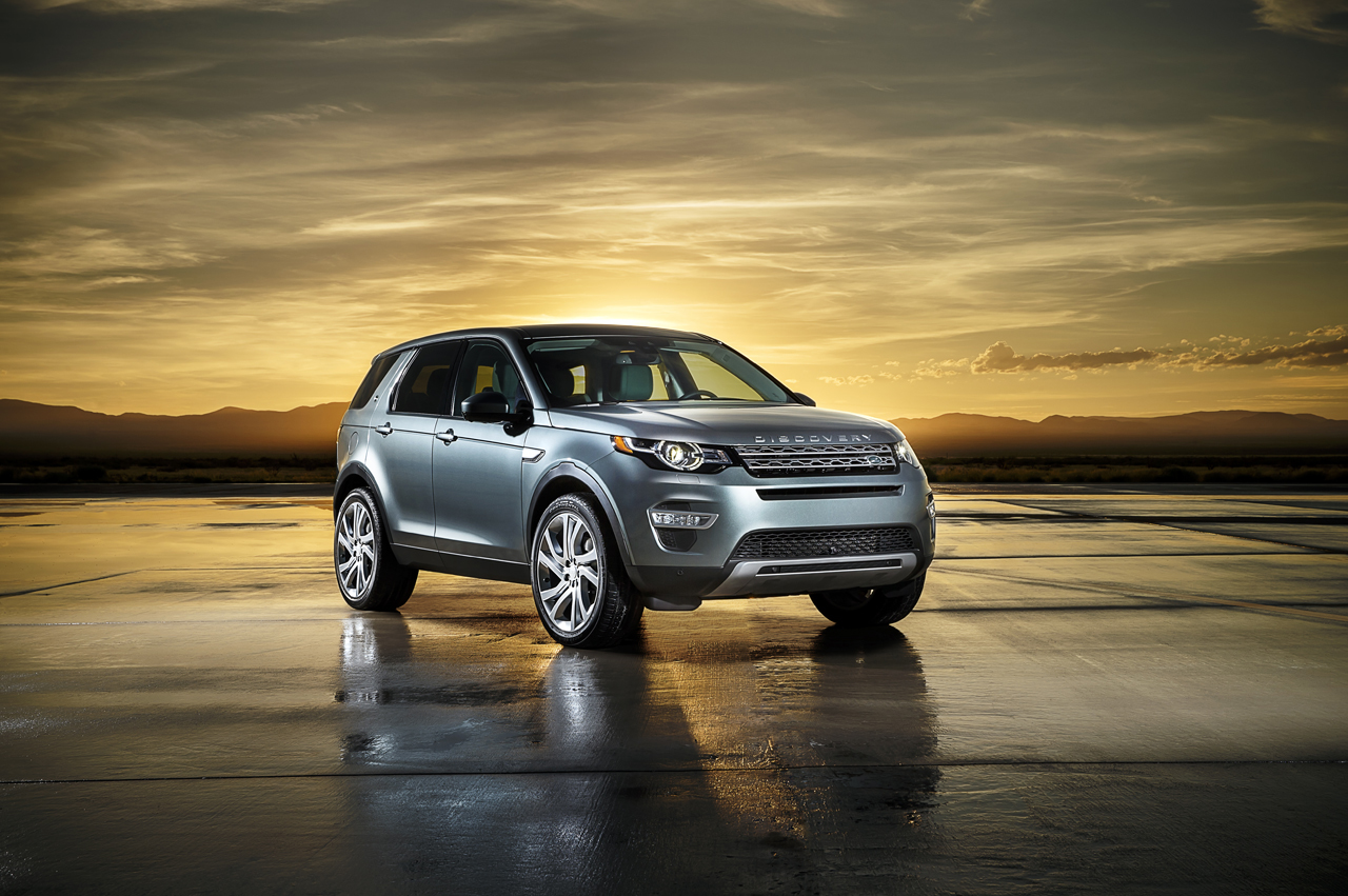 Land Rover Discovery Sport 2015 01