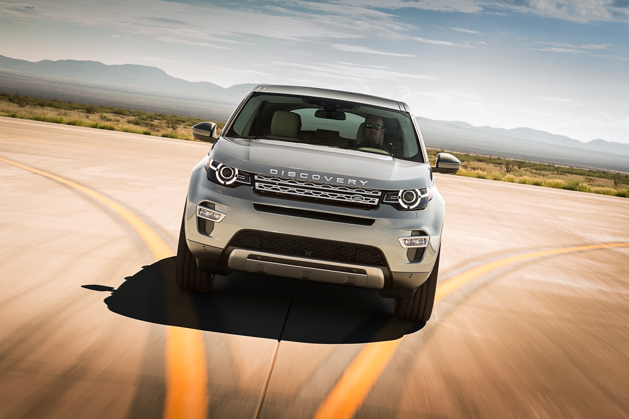 Land Rover Discovery Sport híbrida