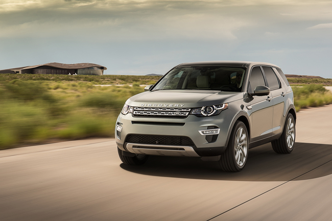 Land Rover Discovery Sport 2015 10