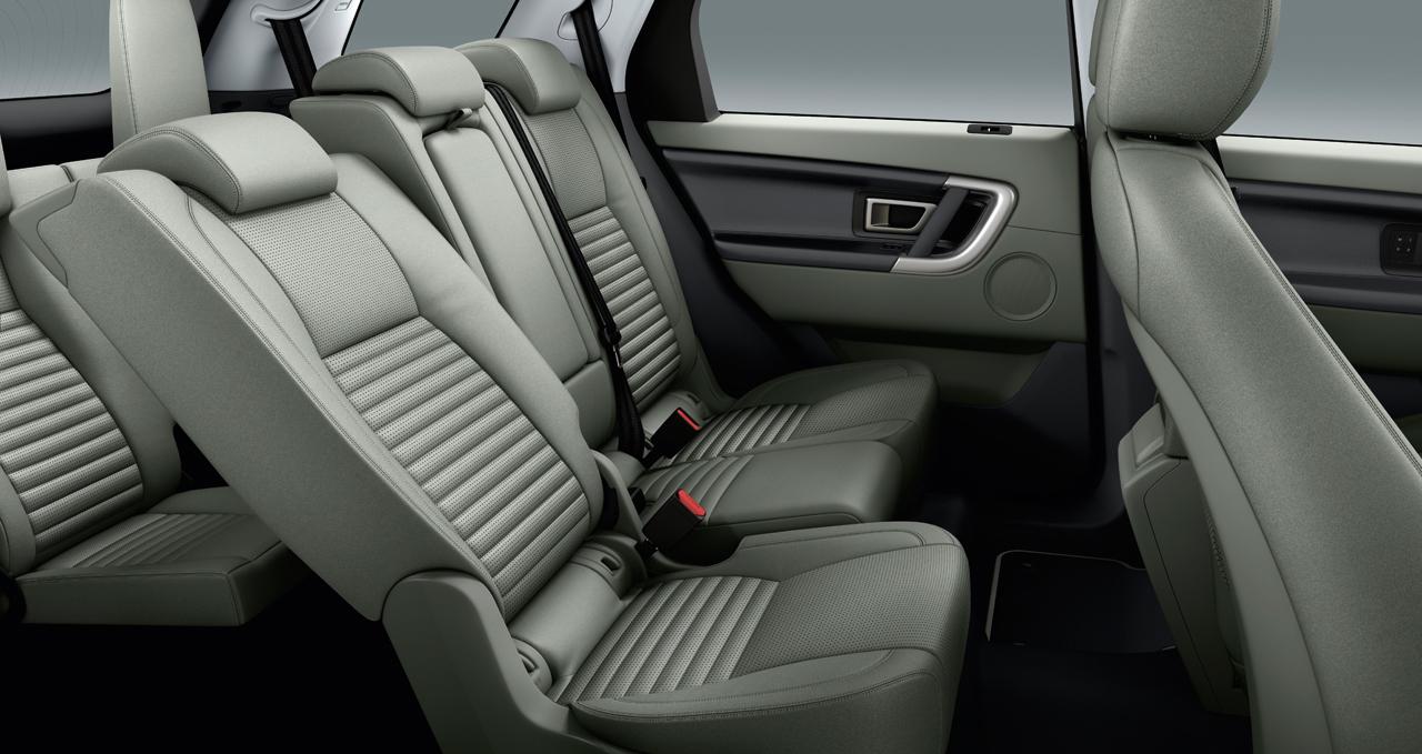 Land Rover Discovery Sport: precio y equipamientos Ленд Ровер Дискавери 4 Салон