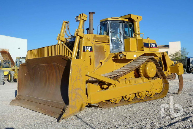 Lote_313_2007_Caterpillar_D9R_Bulldozer_01