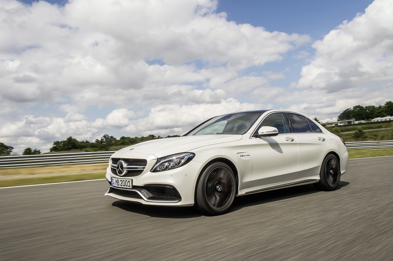Mercedes-AMG C 63 S (BR 205); 2014