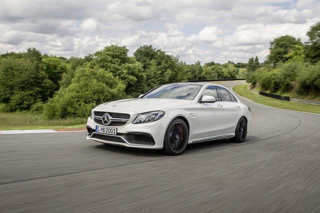 Mercedes-AMG C63 2015 08