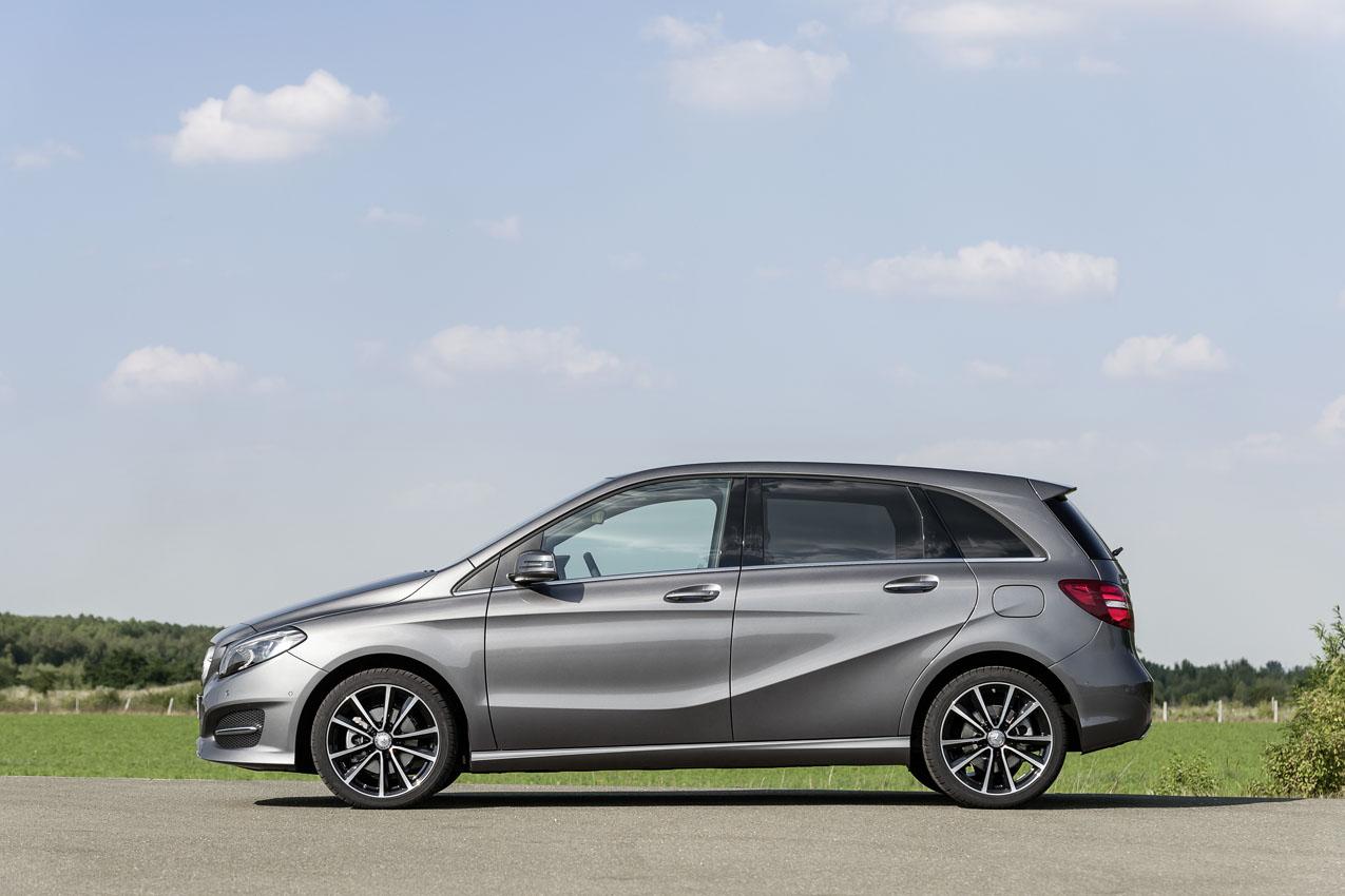 Mercedes clase b 2015 precios y equipamientos de toda la gama for Mercedes benz in la