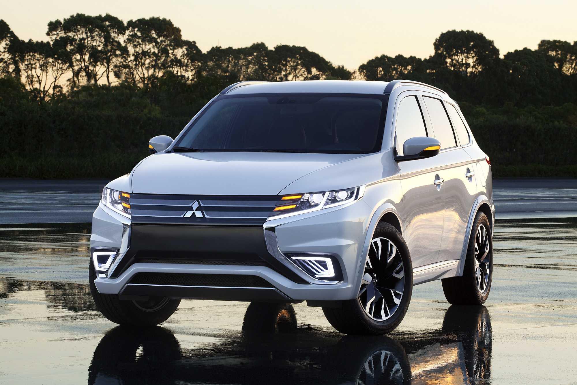 Mitsubishi Outlander PHEV Concept-S 2014 06