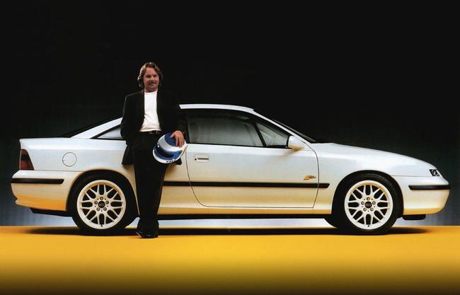 Opel Calibra 1999 25 aniversario 12