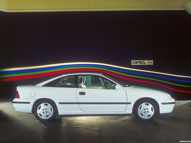 Opel calibra 1989