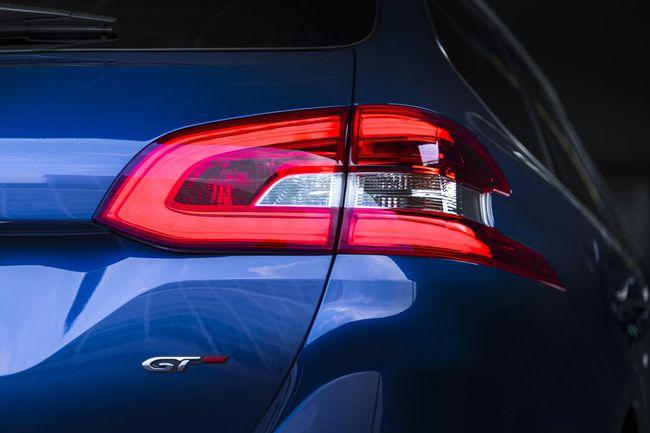 Peugeot 308 GT y Peugeot 308 SW GT 10