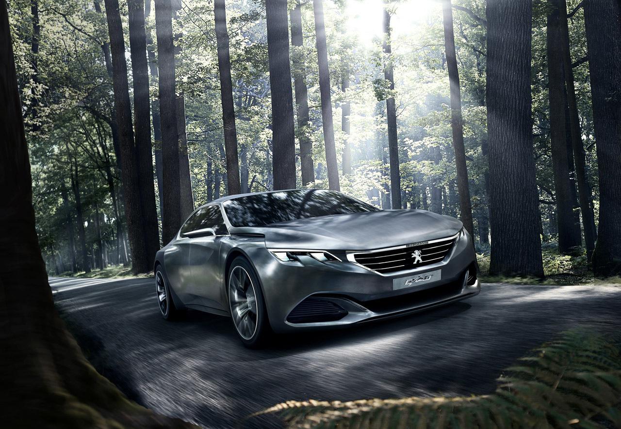 Peugeot Exalt Concept Paris 2014 02