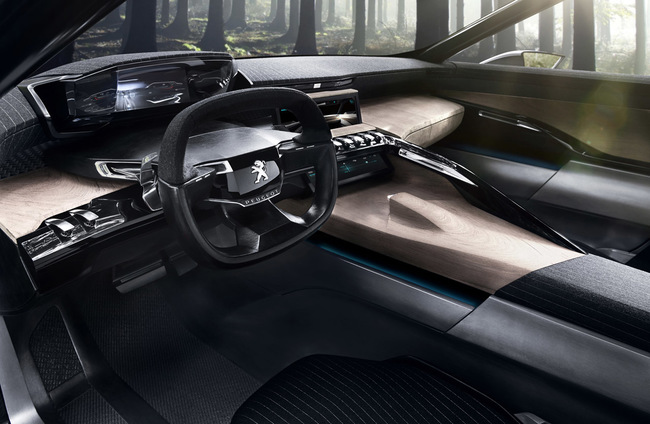 Peugeot Exalt Concept Paris 2014 07