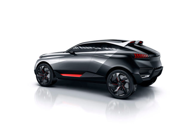 Peugeot Quartz Concept 2014 02