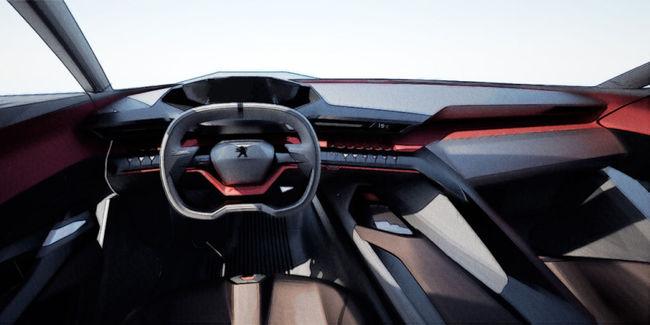Peugeot Quartz Concept 2014 03