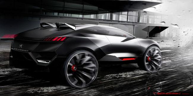 Peugeot Quartz Concept 2014 08