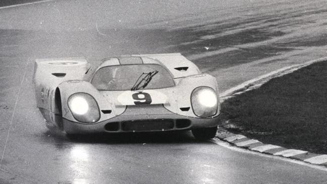 Porsche 917K Gulf Canepa 10