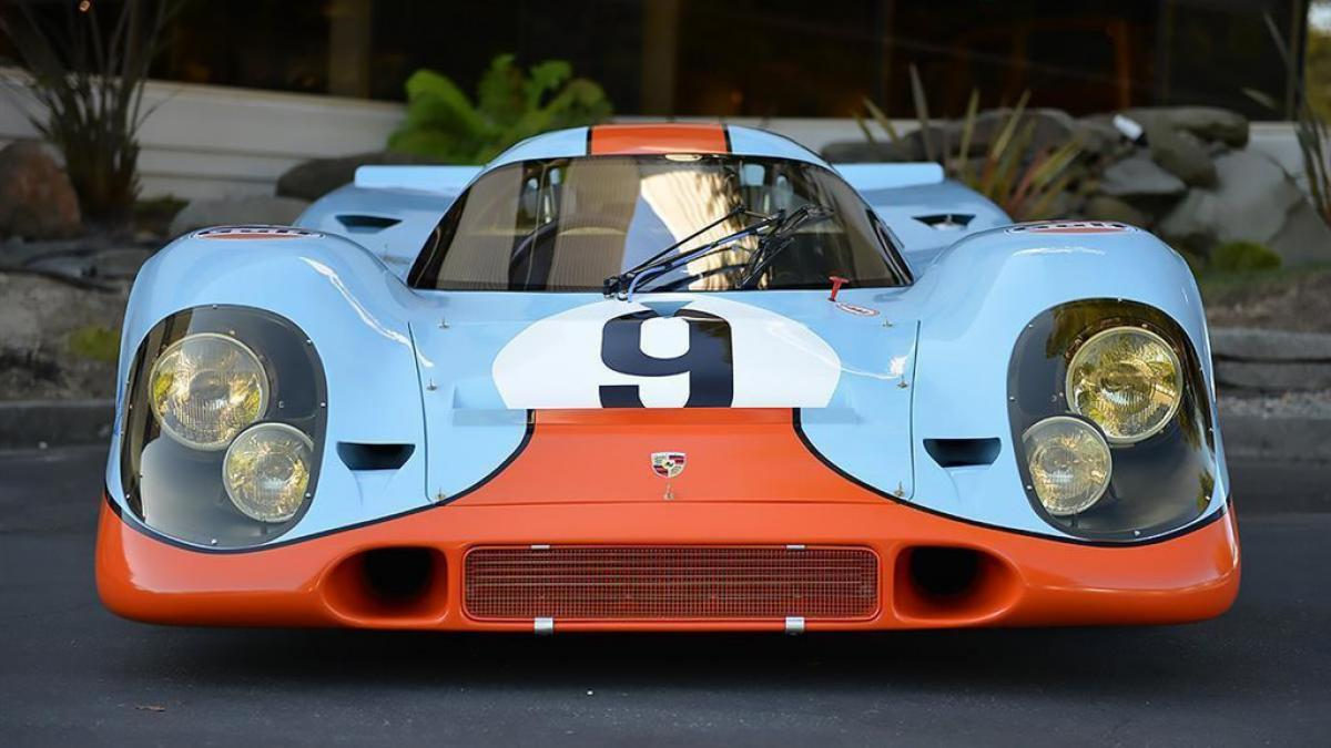 Porsche 917K Gulf Canepa