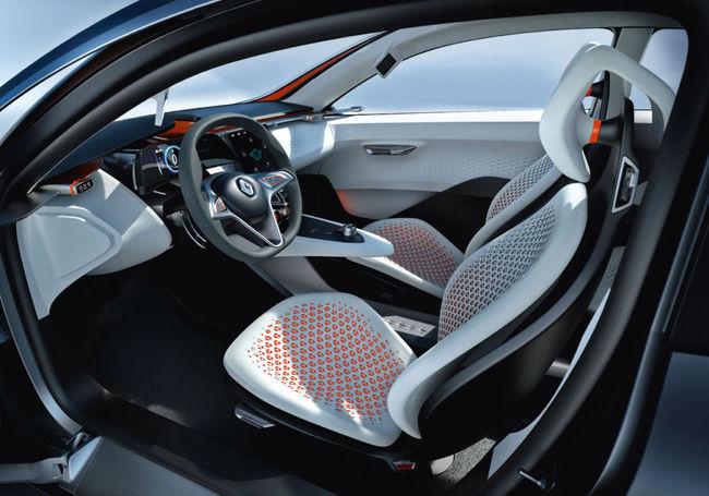 Renault Eolab Concept 2014 interior 02