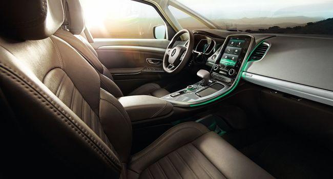 Renault Espace 2014 interior 08