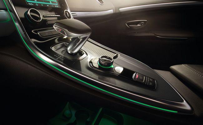 Renault Espace 2014 interior 21