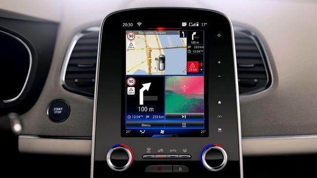 Renault Espace 2014 interior 26