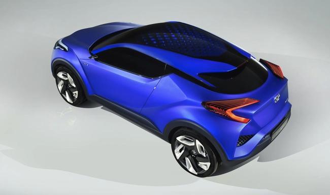 Toyota C-HR Concept 2014 02