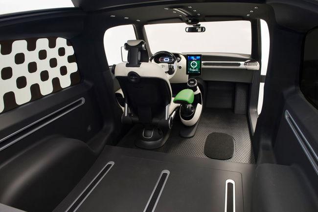 Toyota U2 Concept 2014 interior 01