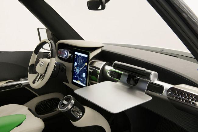 Toyota U2 Concept 2014 interior 02