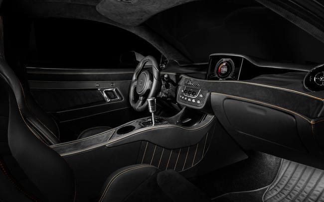 Vencer Sarthe 2015 interior 01