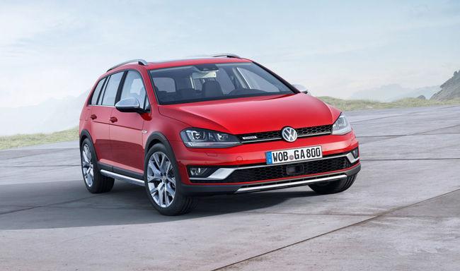 Volkswagen Golf Alltrack 2015 01