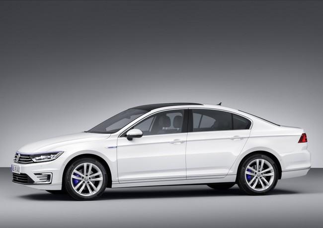 Volkswagen Passat GTE 2014 01