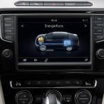 Volkswagen Passat GTE 2016 interior 1