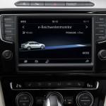 Volkswagen Passat GTE 2016 interior 2