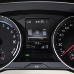 Volkswagen Passat GTE 2016 interior 3