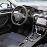 Volkswagen Passat GTE 2016 interior 5