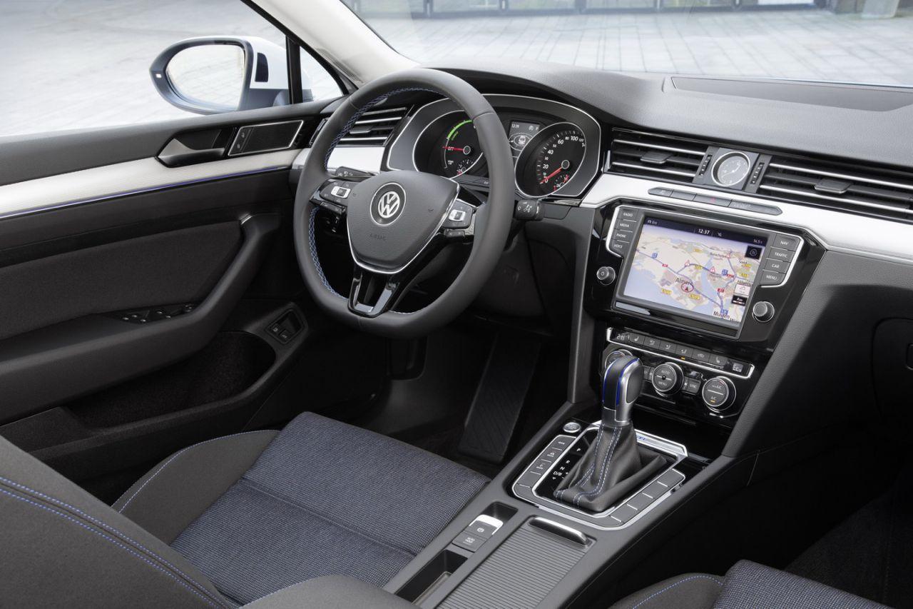 Volkswagen El Paso >> Volkswagen Passat GTE: segundo paso en el camino híbrido enchufable