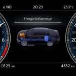 Volkswagen Passat GTE 2016 interior 7