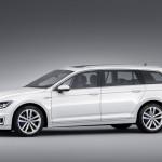 Volkswagen Passat Variant GTE 2014 02