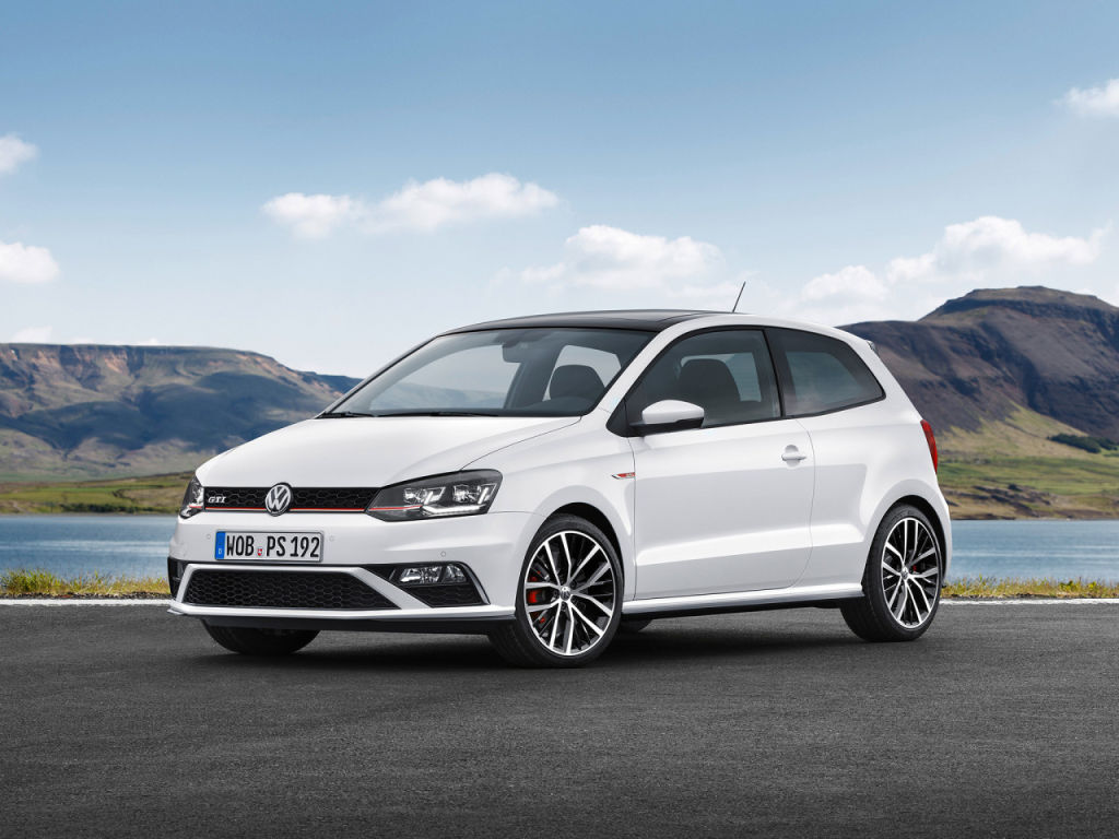 el volkswagen polo gti 2015 llega a los 192 cv y tiene cambio manual. Black Bedroom Furniture Sets. Home Design Ideas