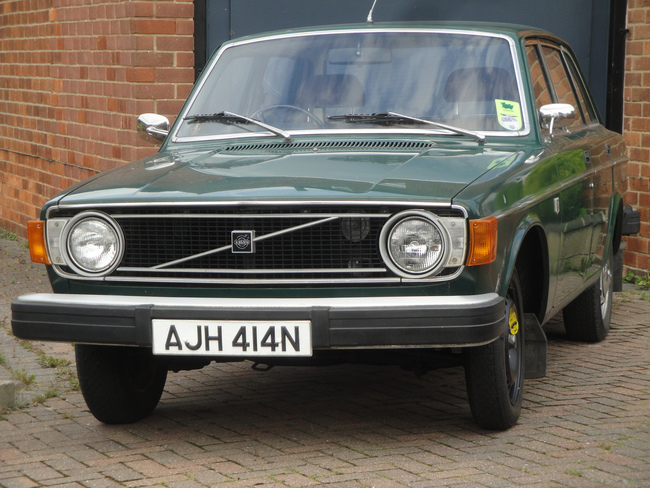Volvo 144 1974