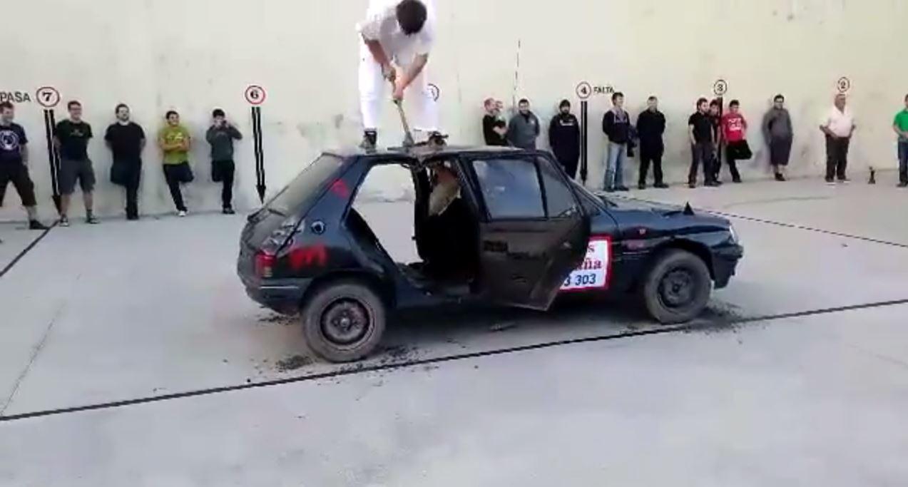cortar coche