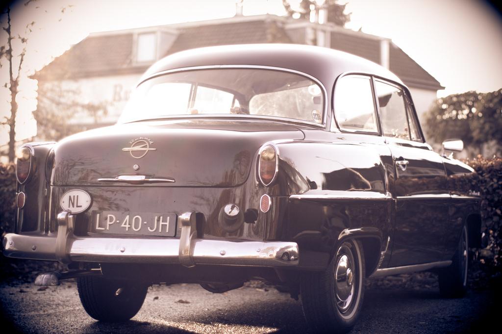 1958 Opel Rekord Olympia